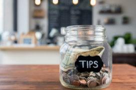 Tipping Trinkgeld