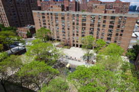 NYCHA Campos Plaza