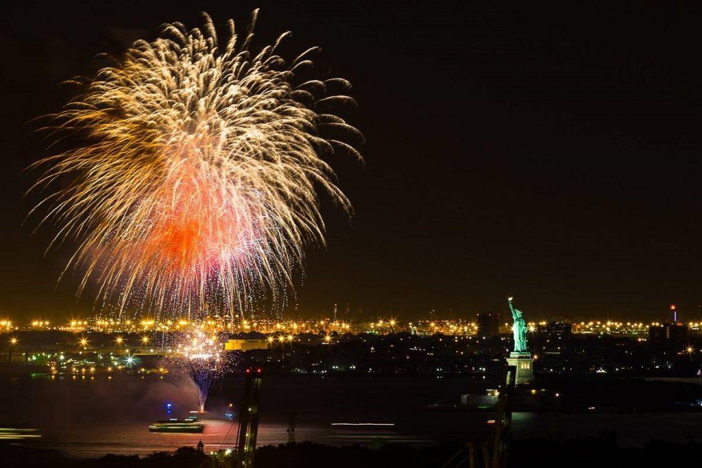 Feuerwerk Fireworks