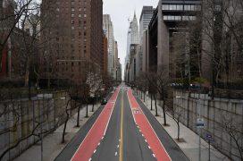Corona Empty Streets