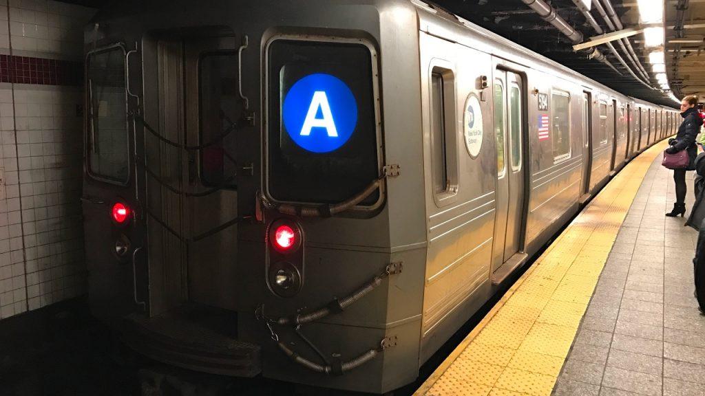 U-Bahn Subway A-Train